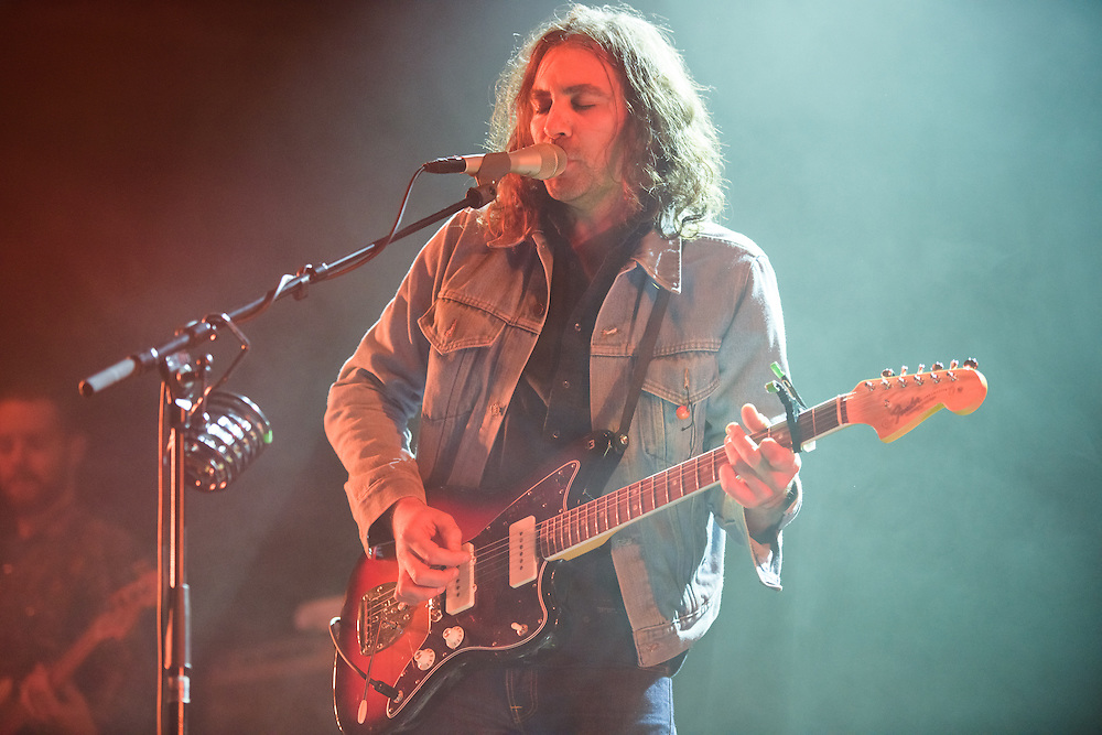 Photos of The War on Drugs performing live at Vodafonehöllin during Iceland Airwaves Music Festival 2014 in Reykjavik, Iceland. November 9, 2014. Copyright © 2014 Matthew Eisman. All Rights Reserved