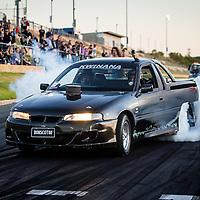 Shot at the Perth Motorplex's Badass Burnouts