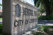 City of Cerritos Heritage Park