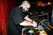DJ Preservation at Shattuck Down Low in support of Educational Relief for surrounding communities of Northern California on January 28, 2010 in Berkeley, California. Photo Credit: Terrence Jennings/Retna