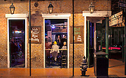 Louisiana, New Orleans, French Quarter, Bourbon Street, Maison Bourbon, Live Music, Jazz