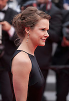 Nailea Norvind at the gala screening for the film Macbeth at the 68th Cannes Film Festival, Saturday 23rd May 2015, Cannes, France.