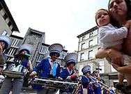 18/08/11 - AURILLAC - CANTAL - FRANCE - 26e Festival de Theatre de rue d Aurillac. ECLAT 2011 - Photo Jerome CHABANNE