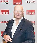 Koninklijk Theater Carre, Amsterdam. Lancering van de zevende editie van Amsterdam XXXl. Op de foto: Arnold Karskens