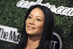 Image ©Licensed to i-Images Picture Agency. 03/09/2014. New York, United States.<br /> 62302900 <br /> Lucy Liu attends the 8th Annual Fashion Award Honouring Carolina Herrera at David H. Koch Theatre at Lincoln Centre. Picture by  imago / i-Images<br /> UK ONLY