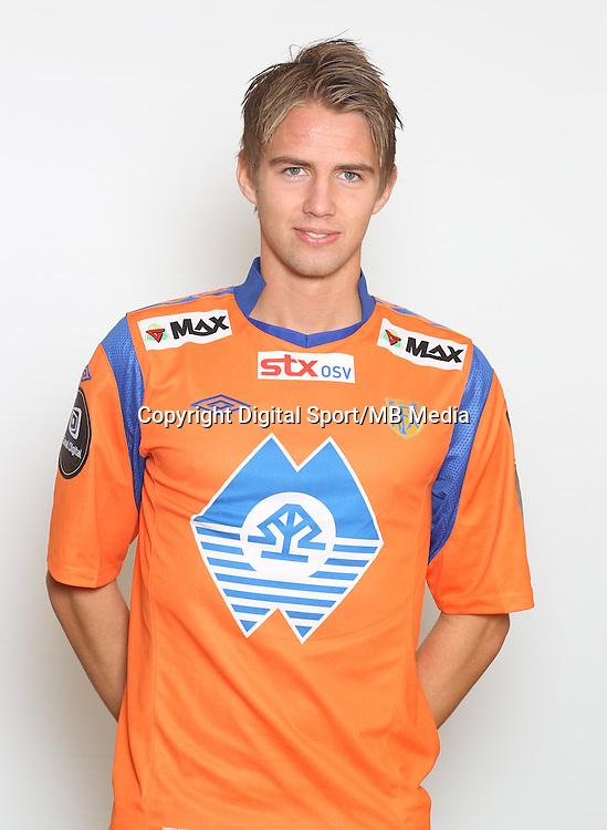 Fotball , Tippeligaen 2013 , Eliteserien<br /> , portrett , portretter<br /> Aalesund<br /> Christian Myklebust