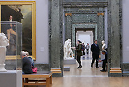 The Tate Museum in London.<br />