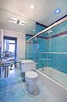 NYC Bathroom at 420 West 23rd Street