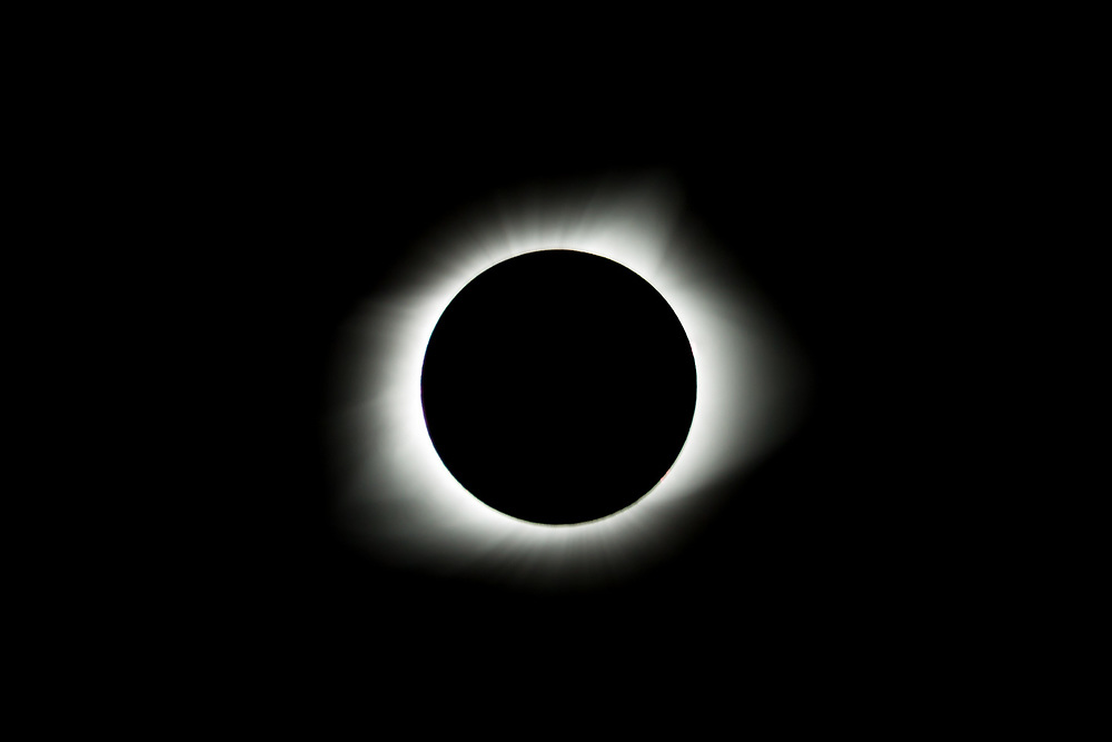 Solar Eclipse, 2017, Totality