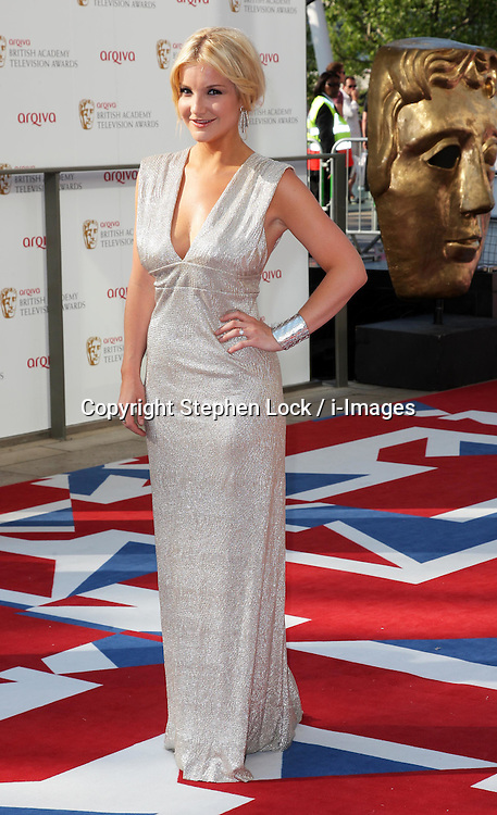 Helen Skelton  arriving at the British Academy Television Awards in London, Sunday , 27th May 2012.  Photo by: Stephen Lock / i-Images