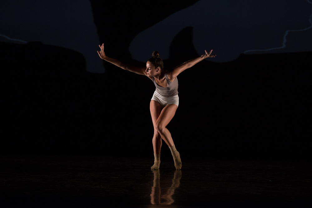 *Chamber Fantasy* | Choreographer & Director: Christopher Pilafian | Dance: Santa Barbara Dance Theatre