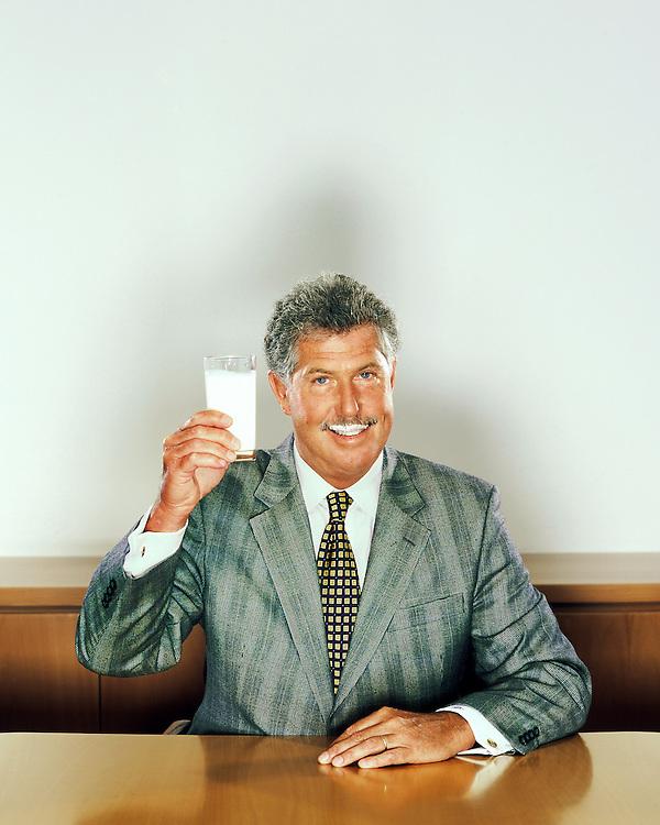 Kurt Graetzer, former CEO National Fluid Milk Processor Promotion Board