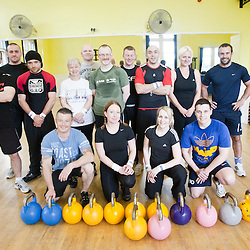 Kettlebell introduction workshop, Stirling 8/5/2011