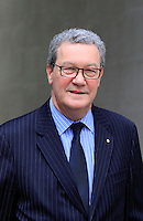 Alexander Downer; Australian High Commissioner to the United Kingdom, Celebrity sightings in London, 18 September 2014, Photo by Mike Webster