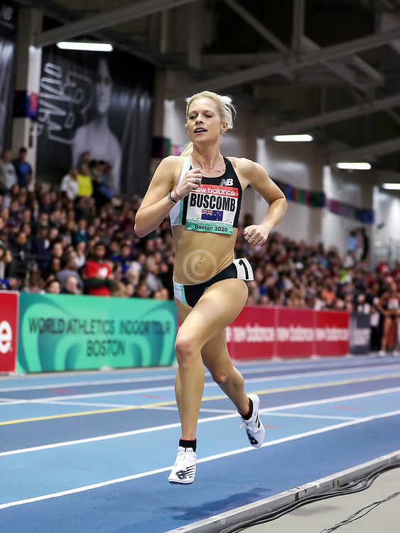 New Balance Indoor Grand Prix<br /> Boston, Massachusetts  January 25, 2020