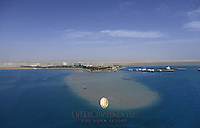 Aerial Shot - InterContinental Hotel Abo Suma Red Sea Resort - Hospitality Photography - Hotels and Resorts