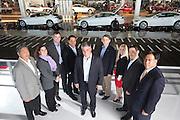 Tesla Motors in Freemont, CA