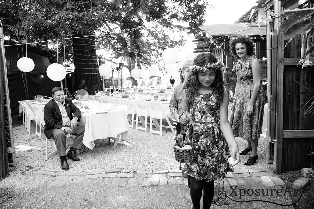Northern California documentary style wedding photography.
