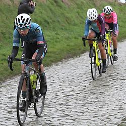 29-02-2020: Wielrennen: Omloop Nieuwsblad: Ninove: Lucy van der Haar