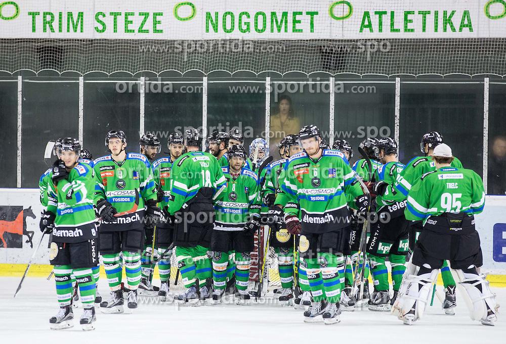 Players of Olimpija