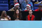 Rafael Nadal girlfriend Xisco Perello watches on during the ATP World Tour Finals at the O2 Arena, London, United Kingdom on 20 November 2015. Photo by Phil Duncan.
