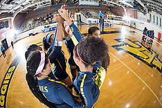 2017 A&T Volleyball vs SC State
