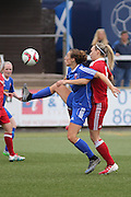 -  Forfar Farmington v Aberdeen Ladies at Station Park<br /> <br />  - &copy; David Young - www.davidyoungphoto.co.uk - email: davidyoungphoto@gmail.com