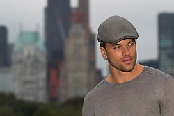 man wearing a hat in New York City