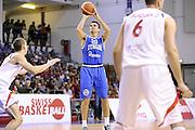 DESCRIZIONE : Qualificazioni EuroBasket 2015 Svizzera-Italia <br /> GIOCATORE : Andrea Cinciarini<br /> CATEGORIA : nazionale maschile senior A GARA : Qualificazioni EuroBasket 2015 Svizzera-Italia <br /> DATA : 27/08/2014 <br /> AUTORE : Agenzia Ciamillo-Castoria