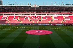 A general view of the BCEGI Stand inside Bramall Lane, the home of Sheffield United - Mandatory by-line: Ryan Crockett/JMP - 26/12/2017 - FOOTBALL - Bramall Lane - Sheffield, England - Sheffield United v Sunderland - Sky Bet Championship