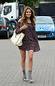 Exclusive- Binky Felstead out in Manchester