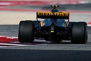 October 19-22, 2017: United States Grand Prix. Carlos Sainz Jr. (SPA) Renault Sport Formula One Team, R.S. 17