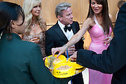 SUE MOXLEY; DAVID VANDAY; LIZZIE CUNDY. Dogs Trust Honours 2009, A celebration of man's best friend. The Hurlingham Club, Ranelagh Gardens, London, SW6. 19 May 2009.