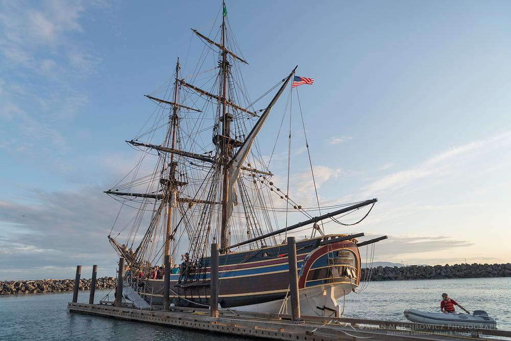 Lady Washington Bellingham Bay, Washington
