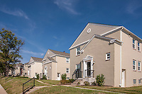 Exterior photo of  Mount Ridge Apartments by Jeffrey Sauers of Commercial Photographics