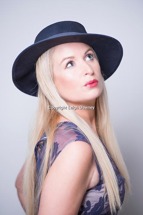 Portrait of Karla. © Leigh Dawney Photography 2016.