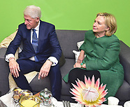 Clintons Attend Discovery Leadership Summit