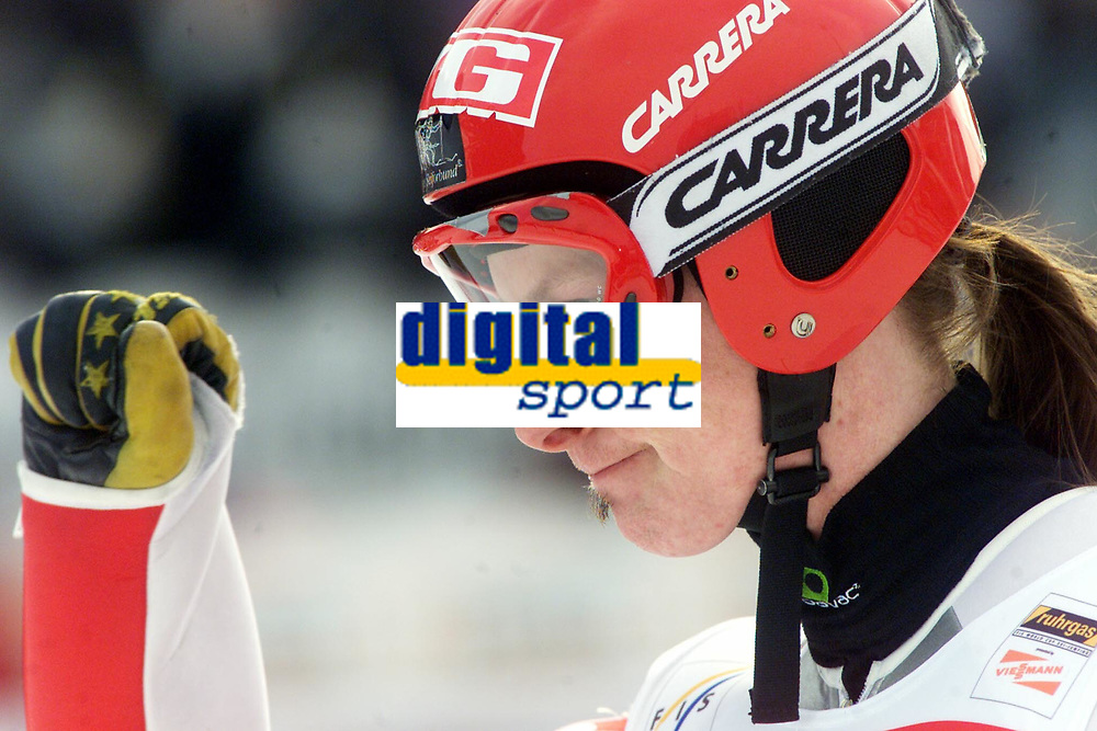 Hopp - Skiflygning - FIS World Cup - Bad Mittendorf / Kulm<br /> 01.02.03<br /> Tommy Ingebrigtsen<br /> Foto: Calle Törnström, Digitalsport