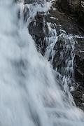 The chut on Madcap Falls.