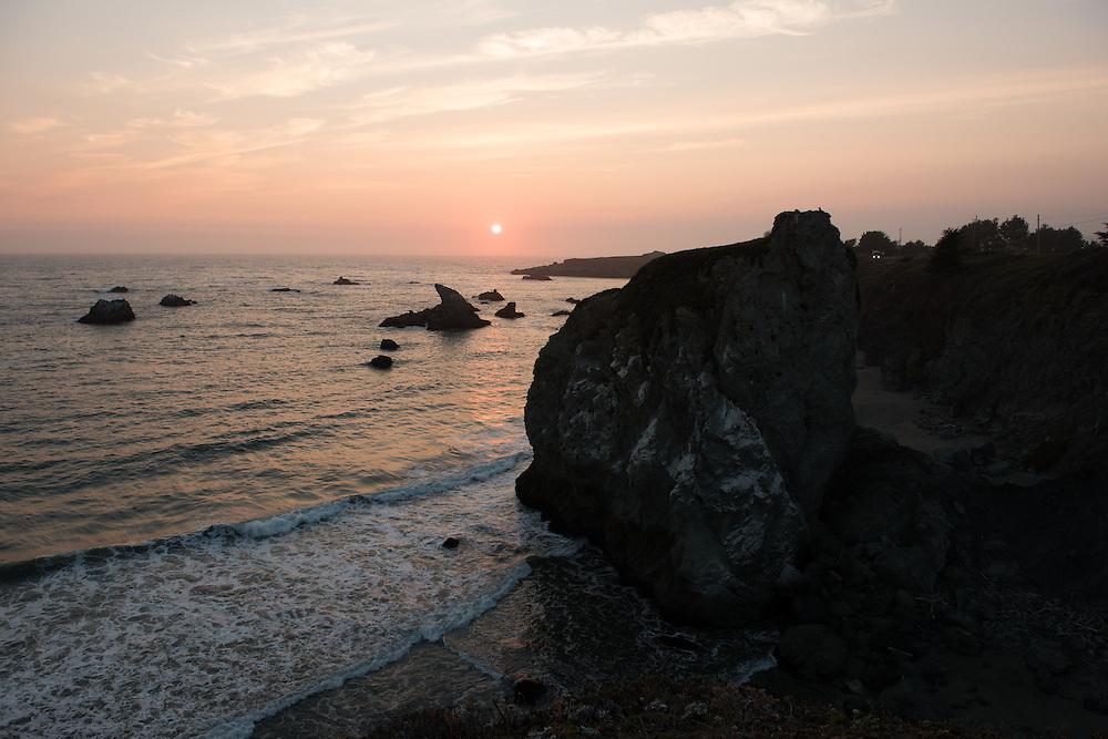 Sonoma Coast State Beach, Jenner,, California