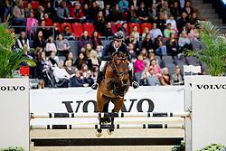 Lindelow Douglas, SWE, Dior<br /> Gothenburg Horse Show FEI World Cups 2017<br /> © Hippo Foto - Stefan Lafrentz