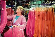 Betty Street, bagging machine, SR. Gent. Barnsley 26/2/91.