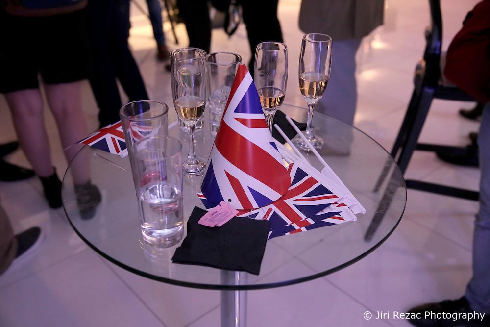 UK ENGLAND LONDON 24JUN16 - Referendum night at the Vote Leave party at Millbank Tower, Westminster, London.<br /> <br /> jre/Photo by Jiri Rezac<br /> <br /> © Jiri Rezac 2016
