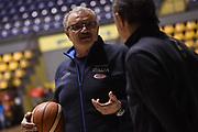 Romeo Meo Sacchetti<br /> Nazionale Italiana Maschile Senior - Allenamento<br /> FIP 2017<br /> Torino, 20/11/2017<br /> Foto M.Ceretti / Ciamillo-Castoria
