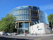 Criminal Courts of Justice, Parkgate Street, Dublin, 2010, former pound,