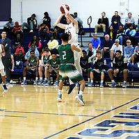 Men's Basketball:  Bishops vs.  Pacers