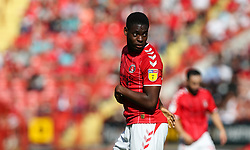 Jonathan Leko of Charlton Athletic - Mandatory by-line: Arron Gent/JMP - 14/09/2019 - FOOTBALL - The Valley - Charlton, London, England - Charlton Athletic v Birmingham City - Sky Bet Championship