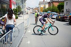 Tayler Wiles (USA) at Lotto Thuringen Ladies Tour 2018 - Stage 3, a 131 km road race starting and finishing in Schleiz, Germany on May 30, 2018. Photo by Sean Robinson/Velofocus.com
