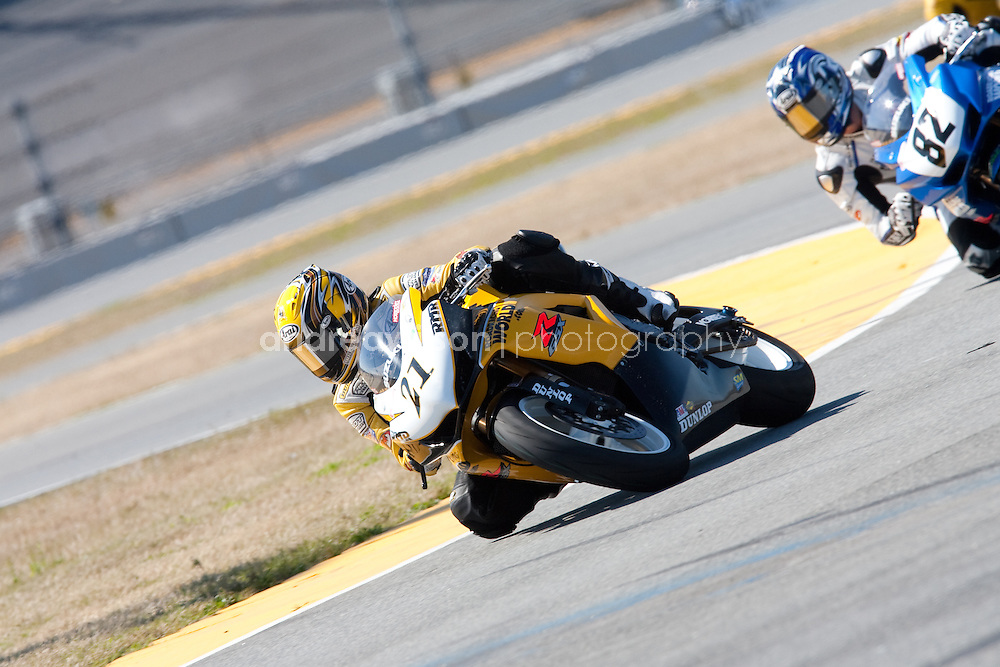 Daytona - Round 1- AMA Pro Road Racing - AMA Superbike - Daytona International Speedway - Daytona Beach FL - Daytona 200 - Bike Week - March 3-5, 2010.:: Contact me for download access if you do not have a subscription with andrea wilson photography. ::  ..:: For anything other than editorial usage, releases are the responsibility of the end user and documentation will be required prior to file delivery ::..