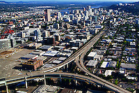 Interstate 405 & Route 30 Intersection, Portland